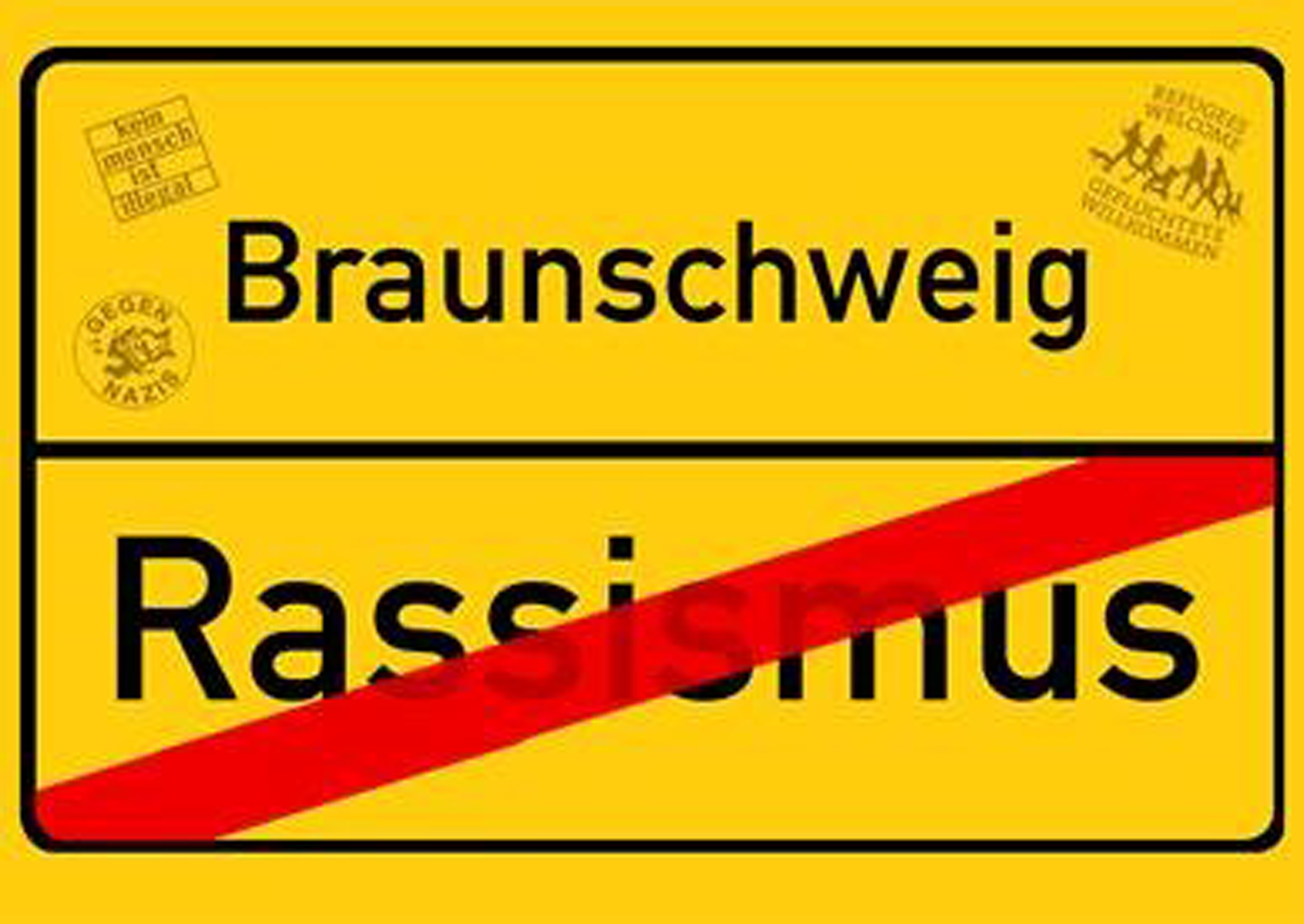 Bs Rassismus groß